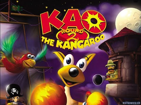 Kao The Kangaroo Round 2 Full Movie All Cutscenes Cinematic