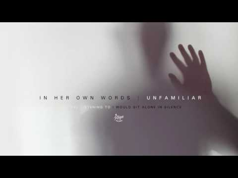 In Her Own Words - I Would Sit Alone In Silence