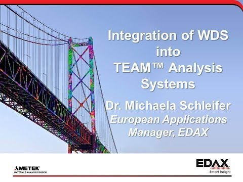 Integration of WDS into TEAM™