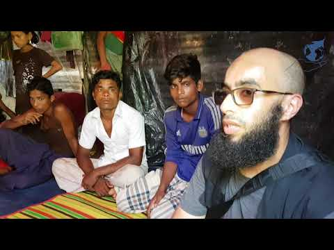 Au coeur des camps Rohingyas au Bangladesh