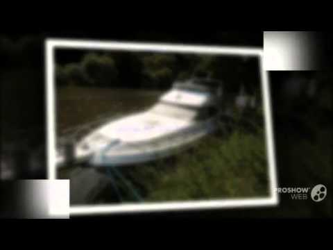 Tresfjord Monte Carlo Fly Power boat, Flybridge Yacht Year - 1990,