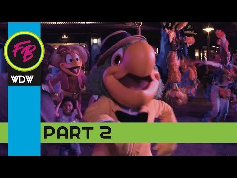 Dancing with Jose and Panchito + Primeval Whirl   pt.2 4/22/18