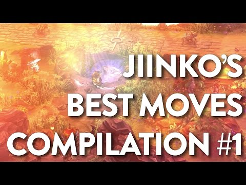 Best moves compilation #1 // by Jinko