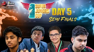 Super Juniors Cup Day 05 | Semis and Finals ft. Wolfpack, Kramnik, Gelfand, Gangs, Komarov, AD, Sri