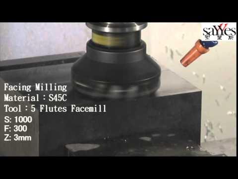 Facing Milling