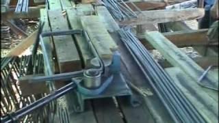 COPKO - Manual Bar Benders เครื่องดัดเหล็กปลอกเสา