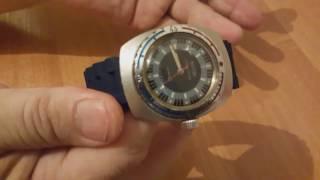 Обзор силиконового браслета на часы с Алиэкспресс