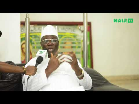Gani Adams reveals truth about burning house with egg, admits to pressure as Aare Onakakanfo