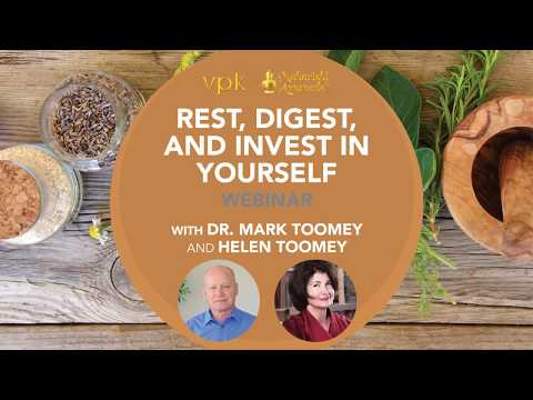 Rest, Digest, and Invest Webinar YouTube
