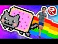 Nyan Cat Attacks!!! | Roblox video