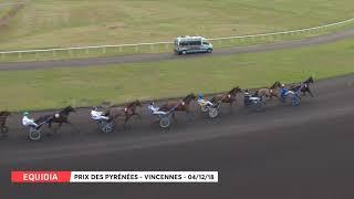 Vidéo de la course PMU PRIX DES PYRENEES