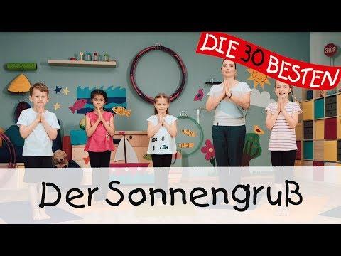 Der Sonnengruß - Yoga Bewegungslieder für Kinder II Kinderlieder