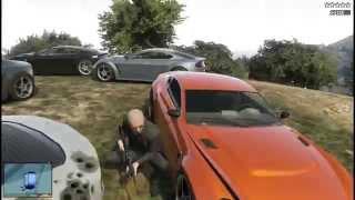【GTA5】チートは使わない!警察とガチバトル! thumbnail