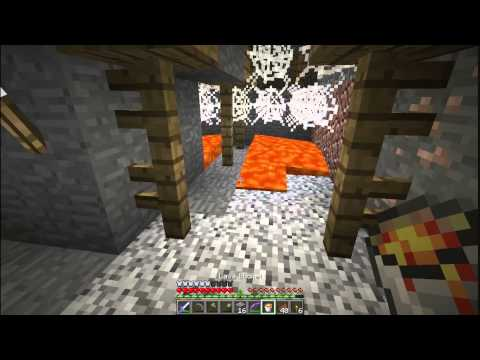 Minecraft: Village Building S1E7(3/3) Trading Coal for Emerald, And Caving in The Mines