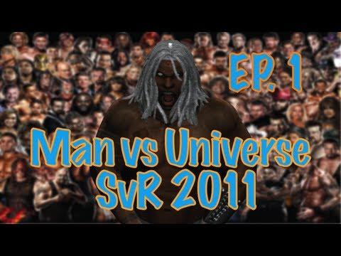 Man vs Universe (SvR 11) | Ep 1 | The Debut of Omega!