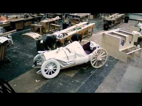 The Making of a Chitty Chitty Bang Bang Car