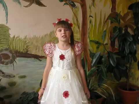 Изображение предпросмотра прочтения – АнастасияКастырина читает произведение «Розы» И.А.Бунина