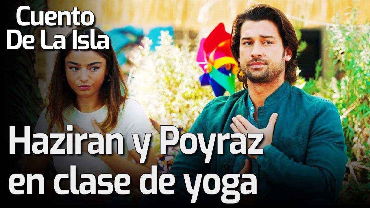 Cuento De La Isla | Haziran y Poyraz en Clase de Yoga (SUBTITULO ESPAÑOL)