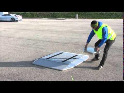 UFO battery swap