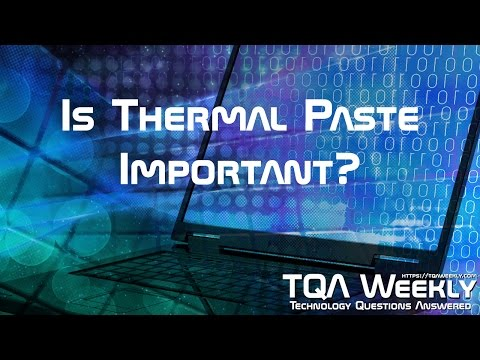 Is Thermal Paste Important?