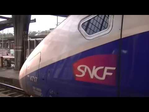TGV Euro Duplex 4717 Sur Un Paris-Munich