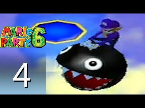 Mario Party 6 - Snowflake Lake [Part 4]
