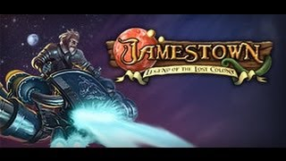 Jamestown Gameplay (PC/HD)