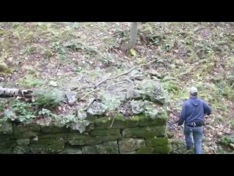 American Ghost Town Hunters Find A Cache