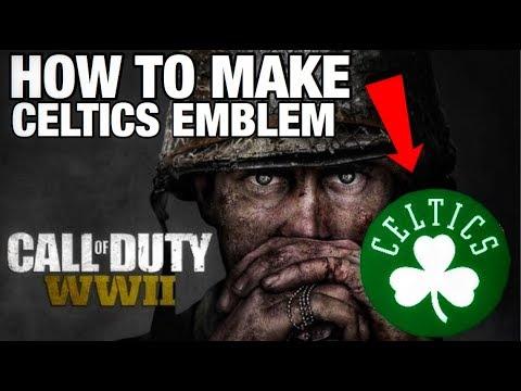 HOW TO MAKE CELTICS EMBLEM IN WW2