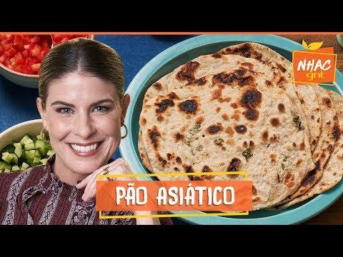 Pão de frigideira: aprenda a fazer massa sem fermento  Rita Lobo  Cozinha Prática