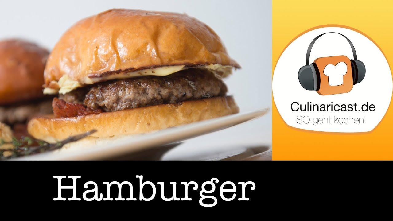 wirklich gute hamburger selber machen youtube. Black Bedroom Furniture Sets. Home Design Ideas