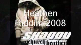 Church Heathen Riddim Mix 2008