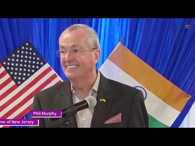 NJ Gov. Phil Murphy Announces September Trade Mission To India - AICC - South Plainfield