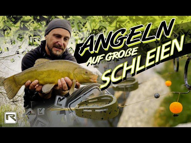 Zielfisch Schleie - Die 3 besten Montagen!