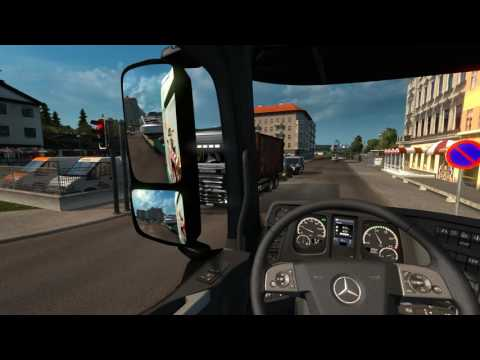Delivery Yacht From Helsinki to KARLSTAD With AI Traffic Mods BY D.B CREATION