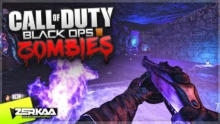 Most epic zombies map with huge boss battle! (black ops 3 custom zombies)