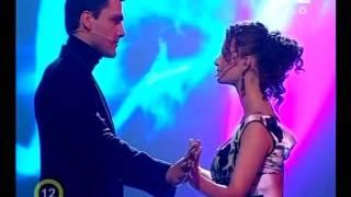Repeat youtube video Magical sex scene in a live TV show - Máté Rakonczai