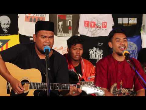 Respect For me , HJ Sulong , Mahasiswa - Kambing Band
