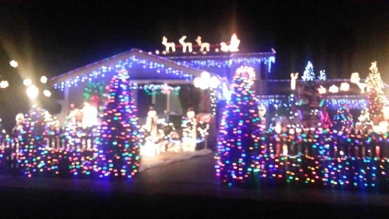 Casas adornadas de navidad gallery of fachadas decorado - Casas decoradas en navidad ...