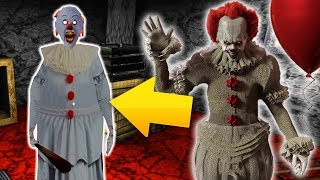GRANNY IS PENNYWISE CLOWN! - Granny