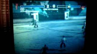 Fifa Street 3 PS3 The Best