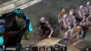 Infestation: The New Z XP FARM:250 Zombie 5 Boss Zombie 500k-GD_100K-XP