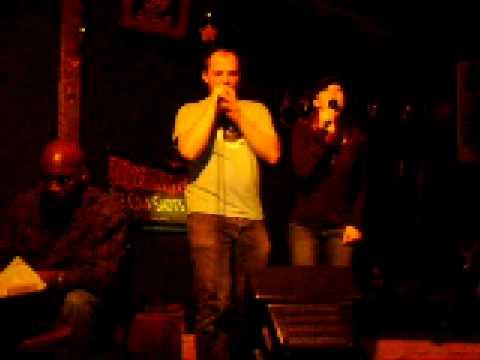Josh & Saraj - Oregon Express karaoke