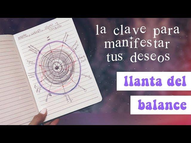 Llanta del balance: Manifiesta tus deseos ahora mismo // ☸️