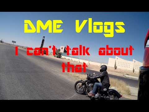 DME Vlogs - Self-Censorship