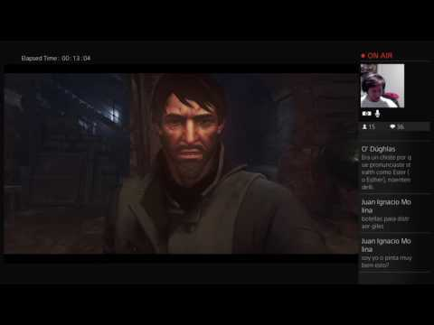 Dishonored 2 - PS4 Gameplay - Tu Primera Vez