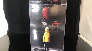 Neca Toys it movie 2017 pennywise the clown review