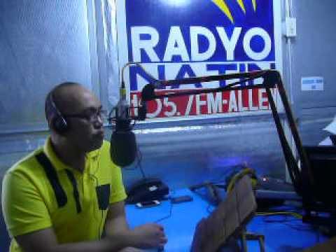 """Radyo Natin Allen 105.7fm """" Eleksyon 2013"""""""