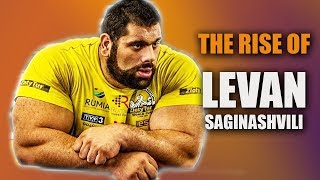 The Rise of Levan Saginashvili (ARMWRESTLING HIGHLIGHTS 2014 - 2017)