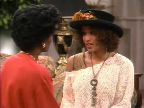 The Fresh Prince of Bel-Air - Hilary moments